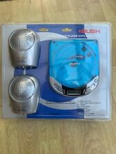 More details for bush personal cd player with speakers & headphones
