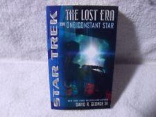 Star Trek: The Lost Era: One Constant Star David R. George III [Misc. Supplies]