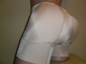 Butt and Hip Enhancer BOOTY PADDED Panty Underwear Boyshort CROSS-DRESSER S-2XL