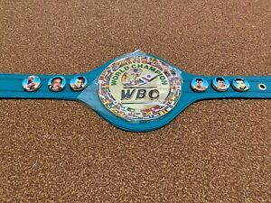 WBC 3D 2014 Boxing Champion Ship Belt.full size.