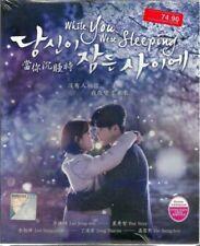 While You Were Sleeping Korean Drama DVD with Good English Subtitle