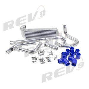 REV9 BOLT ON FRONT MOUNT INTERCOOLER KIT FOR 02-06 ACURA RSX / TYPE-S DC5 400HP