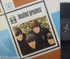 BEATLES - Greatest - Vinyl LP DUTCH PRESS