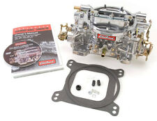 EDELBROCK PERFORMER CARBURETOR 750 CFM 4bbl MANUAL CHOKE P/N#1407 SQUARE BORE