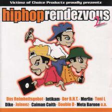 Hip Hop Rendezvous 2 [Vinyl, Doppel-LP, VOC 1-002]. Toni L Das Reimheitsgebot ..