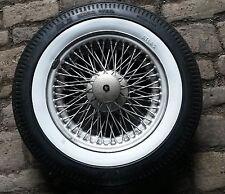 4er satz Weisswandringe 15 Zoll Jaguar Coupe Limousine DAIMLER pullman G 420 etc