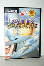 AIR OFFENSIVE L'ARTE DEL VOLO GIOCO USATO PC CDROM VERSIONE ITALIANA RS2 39487