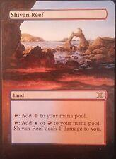 Brisants Shivâns Altéré - Altered Shivan Reef - Magic mtg 2