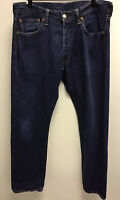 Men Levi's Strauss & Co 501 Straight Jeans W33 L32