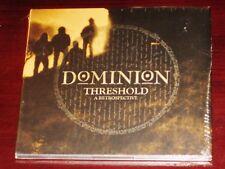 Dominion: Threshold CD 2006 Peaceville Records UK CDVILED 148 Digipak NEW