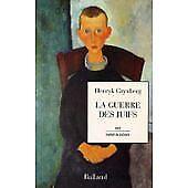 Grynberg H - La guerre des juifs 122997 - 1994 - Broché