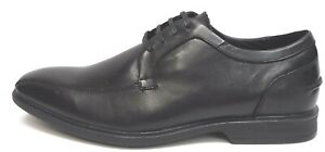 Kenneth Cole Size 11 Black Leather Oxfords New Mens Shoes
