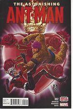 THE ASTONISHING ANT-MAN #2 REGULAR COVER 2016 MARVEL COMICS