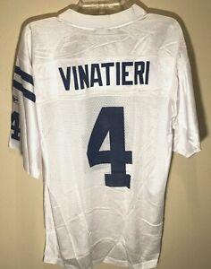 Indianapolis Colts Adam Vinatieri #4 NFL AFC Super Bowl XLI White Jersey M New