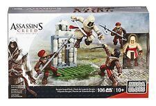 NEW Mega Bloks Assassin's Borgia Guard Pack 94306 Collector Series Set MIB