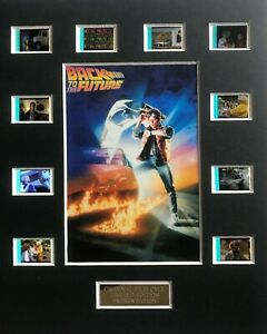 Back to the Future - 35mm Film Display