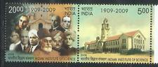 India-2008-Indian Institute of Science,Bangalore-2v-MNH Se-tenant Stamps #L15/65