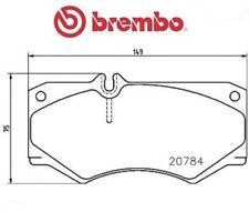 P50003 Kit pastiglie freno, Freno a disco (MARCA-BREMBO)