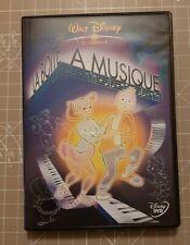 La boite à musique Disney DVD Français Anglais