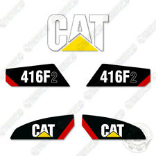 Caterpillar 416F2 Backhoe Loader Decal Kit Equipment Decals 416 F2