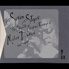 MILES DAVIS - SEVEN STEPS: THE COMPLETE COLUMBIA RECORDINGS 1963-1964 (NEW)