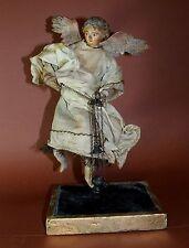 ANTICA SCULTURA  DI UN  ANGELO NAPOLETANO ( PERIODO 800)