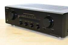 Sony TA-FE370 Stereo Integrated Amplifier Hi-Fi Separate With Phono + AUX Inputs