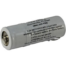 72200 3.5 VOLT BATTERY FOR WELCH ALLYN 7100  71000 71010 1675 MAH 1 YR WARRANTY