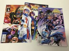 BATTLE OF THE PLANETS MANGA #1-3 (TOP COW/WOHL/DAVID/0617412) COMPLETE SET OF 3