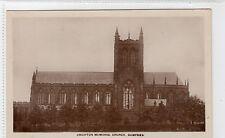 CRICHTON MEMORIAL CHURCH, DUMFRIES: Dumfriesshire postcard (C5897).