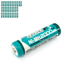 32 pcs AA LR06 2000mAh 1.2V NI-MH rechargeable battery CELL/RC MP3 2A HYPER BLUE