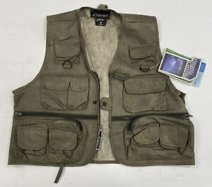 Frogg Toggs Cascades Classic 50 Vest M Fly Fishing Stone FV33101-05