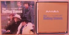 THE ROLLING STONES COFFRET 11 CD SINGLES 1965-1967