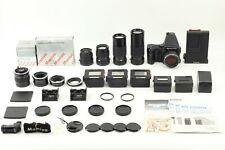 [MINT] Mamiya 645 Pro TL w/ 80mm f1.9 +55 +150 +210 +300mm  etc from Japan 1991