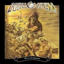"""HELLOWEEN """"WALLS OF JERICHO"""" 2 CD REMASTERED NEW+"""