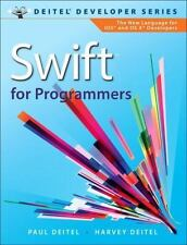 Deitel Developer: Swift for Programmers by Harvey Deitel and Paul J. Deitel...