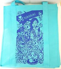SDCC 2017 Tokidoki Exclusive Tote Bag Sea Punk Eco Tote Sea Foam Green Comic Con