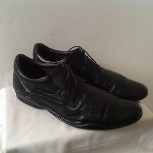 Fluchos _ Chaussures _ Derby _ Noir _ P.44