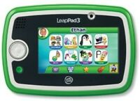 LeapFrog LeapPad3 Kids' Learning Tablet high-performance tablet, Green