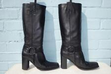 Russell & Bromley Pull On 100% Leather Upper Boots for Women