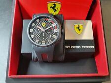 Ferrari F1 Podium Quartz Chronograph Uhr Watch 270033662 UVP €550