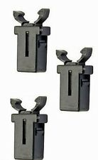 3x Replacement Compatible Brabantia Catch Latch Lid Touch Top Bin 5L - 50 LITRE