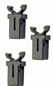 3x Replacement Compatible Brabantia Catch Latch Lid Touch Top Bin 5L - 50 LITRE