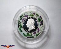Russland 2 rubel 2020 Russisches Porzellan D.I. Vinogradov Silber 1/2 oz PP