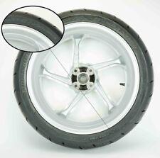 Hinterradfelge Mit Pneumatisch Original Honda VFR 800 V-Tec 02-05