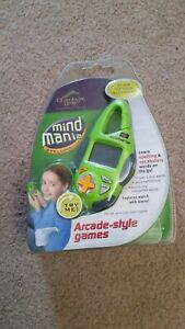 LEAPFROG QUANTUM LEAP Mind Mania Spelling Game Clip-On Arcade Style Age 7-12