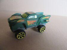 339H Hotwheels Chine 2013 Mcdonad's 4X4 Racing Plastique Mattel 1:64