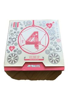Volume Up [EP] by 4Minute (CD, May-2012, Universal)