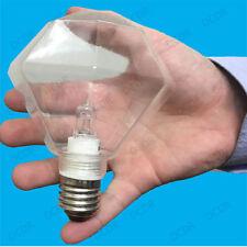 Ampoules halogènes transparents pour la maison E27