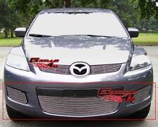 Fits 2007-2009 Mazda CX-7 Lower Bumper Billet Grille Insert